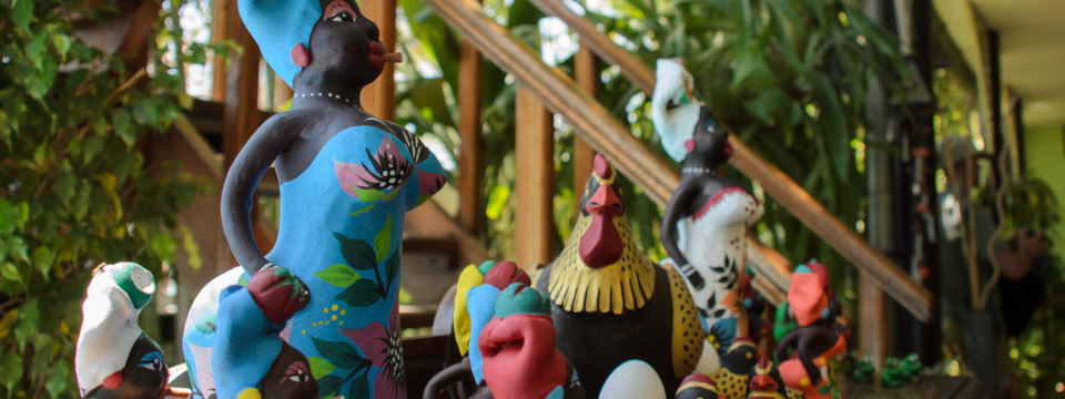 Cuban Figurines