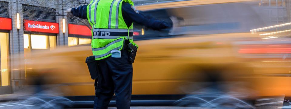 New York Traffic Cop