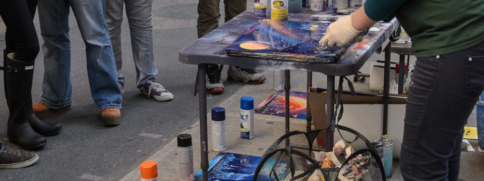 New York Street Artist