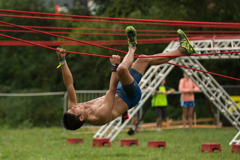 Spartan Race – Asheville Super 2016