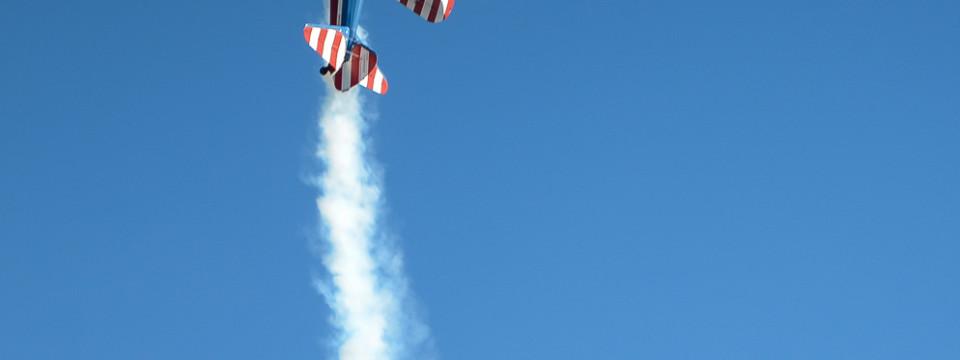 Airshow Wingwalker